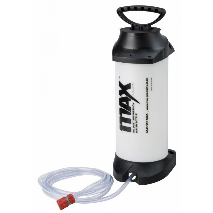 MAX 10L Heavy Duty Dust Suppression Water Bottle