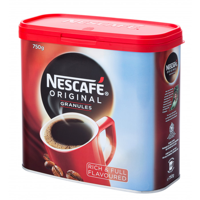 Nescafe Original Coffee 750g