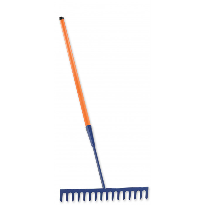 "Square Tooth Rake – Insulated 48"" Handle"