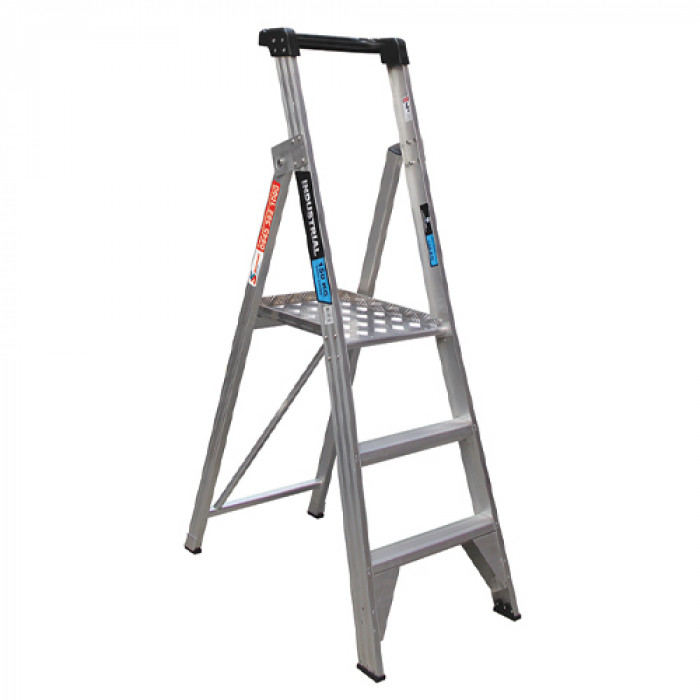 Aluminium Trade Series Platform Ladders