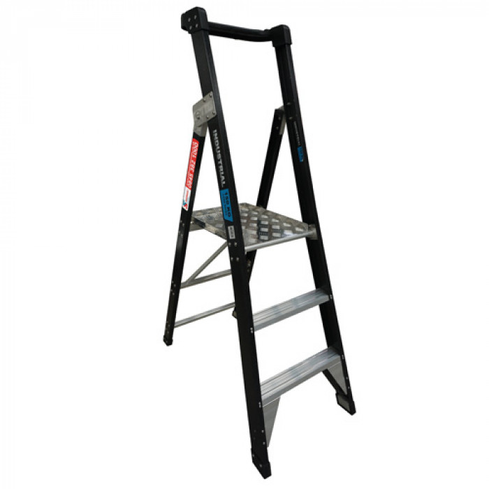 Fibreglass Trade Series Platform Ladders