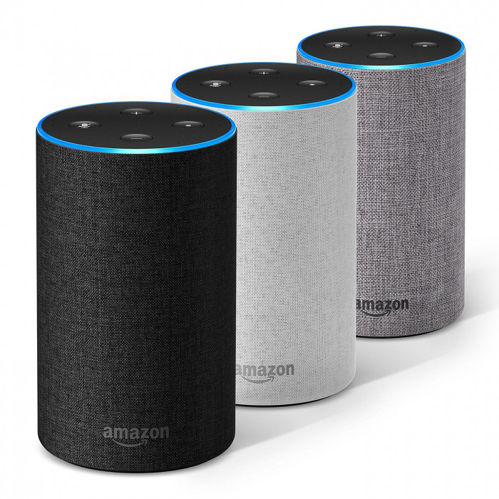 Amazon Echo Smart Speaker 2nd Gen