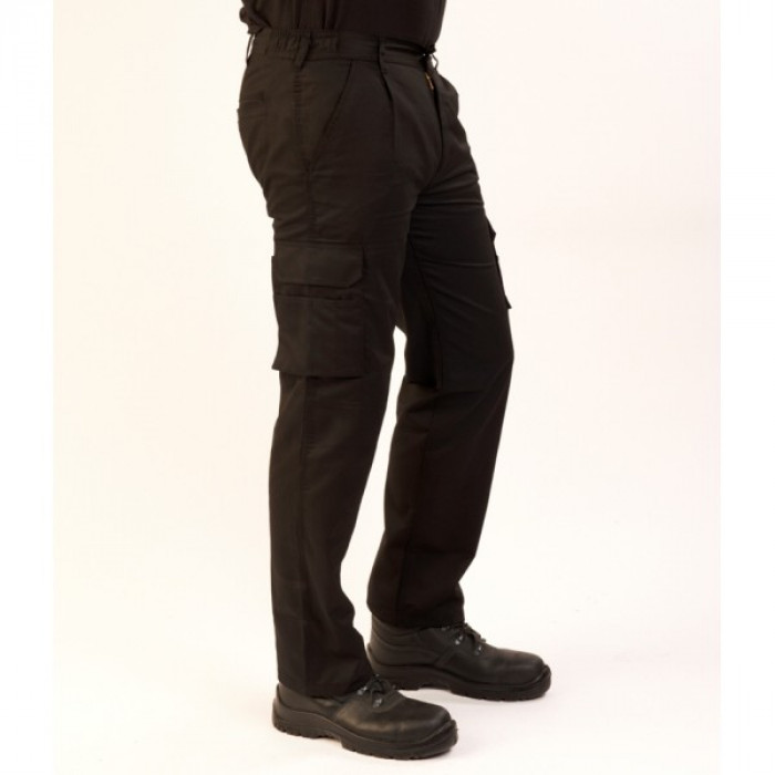 Action Trouser - Car Safe - Black