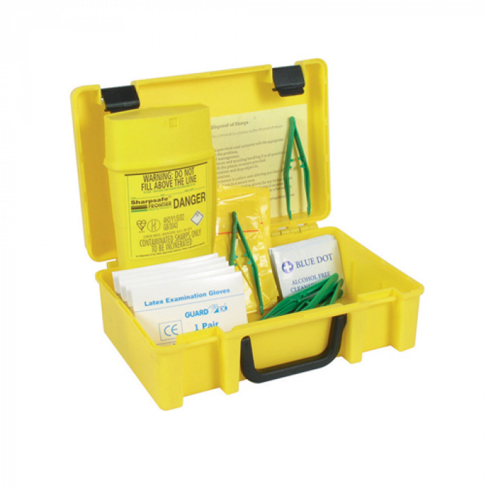 5 Applications Sharps Disposal Kit