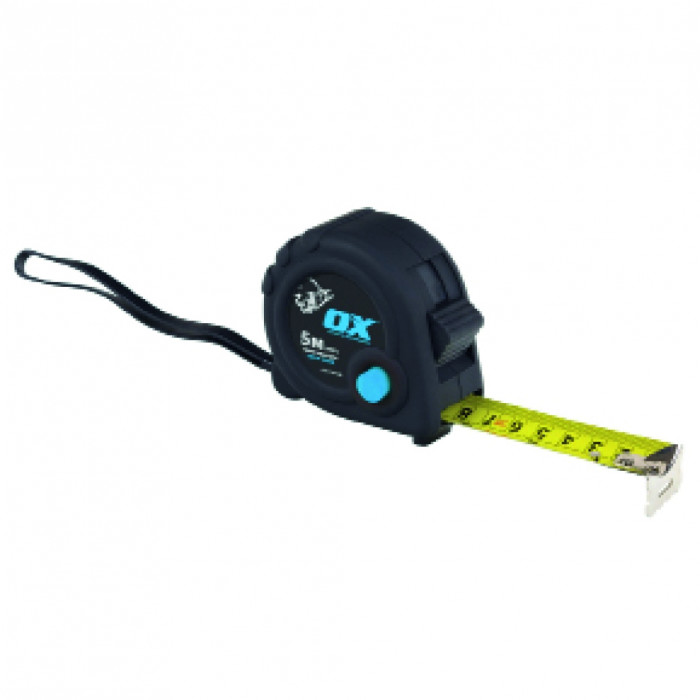 5m OX Trade Tape Measure
