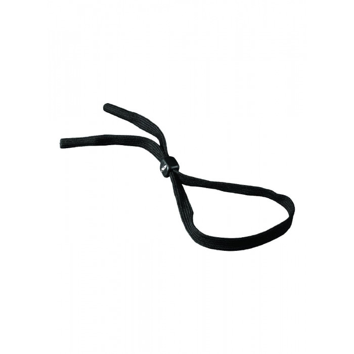 Safety Goggle Neck Cord - Black