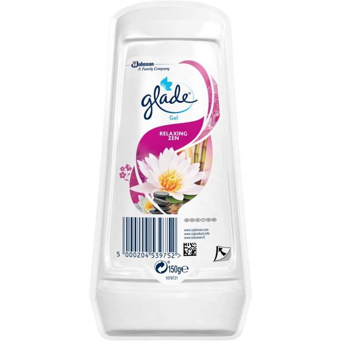 Glade Air Freshener Solid Gel 150ml