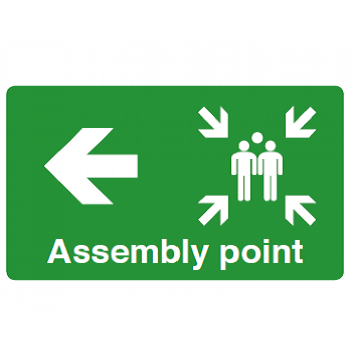 Assembly Point (LEFT ARROW)