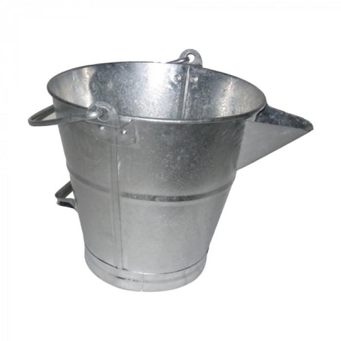 Galvanised Tar Bucket