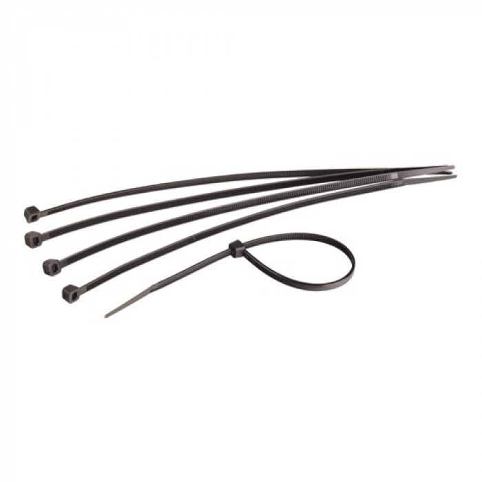 Black Cable Ties Packs of 100