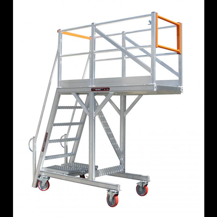 Cantilever Platform Safesmart Maintenance Platform