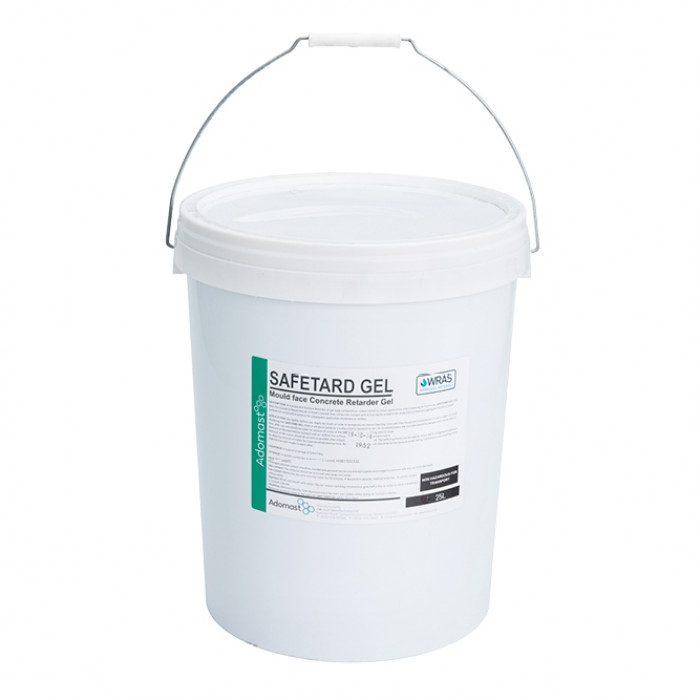 Surface Retarder Gel 25 Litre (5 Gallon)