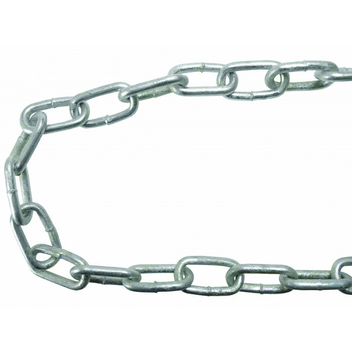 8mm Galvanised Security Chain