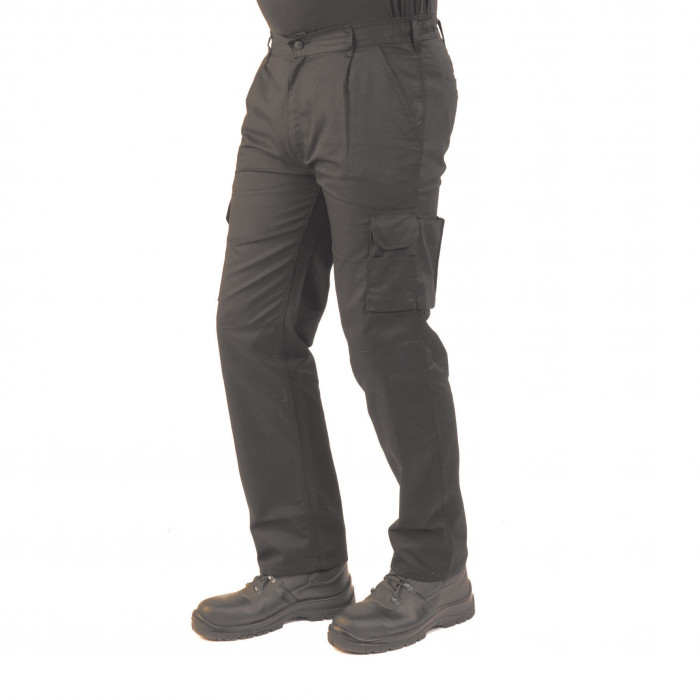 Action Trouser - Car Safe - Graphite