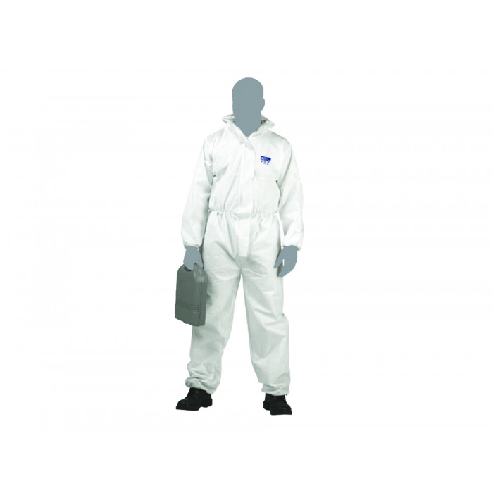 BizTex SMS Coverall Type 5/6 – White