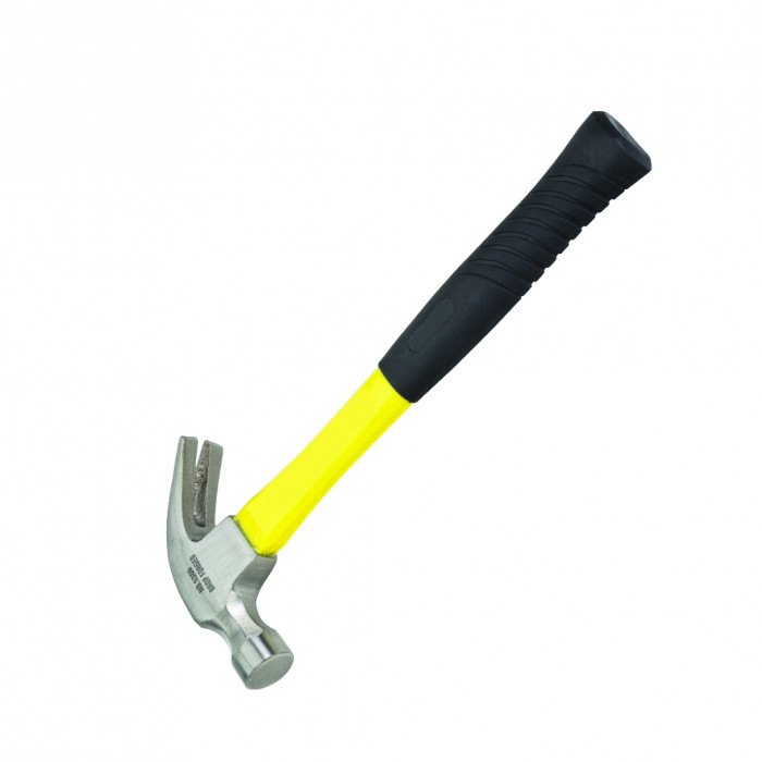 16oz Claw Hammer - Fibreglass