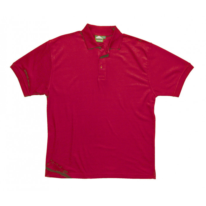 Classic Polo Shirt - Red
