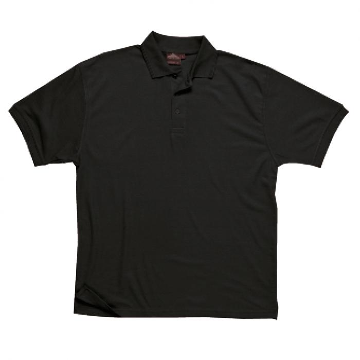 Classic Polo Shirt - Black