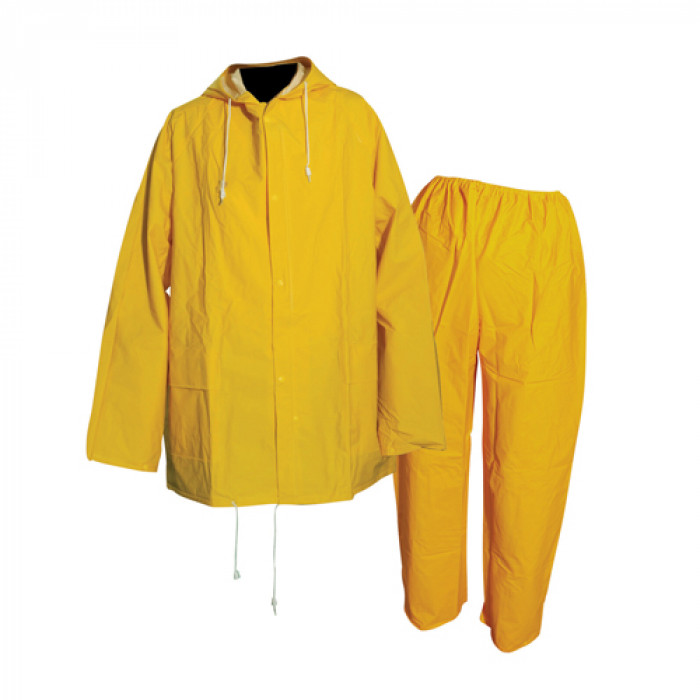 Light Duty 2 Piece Wet Suit
