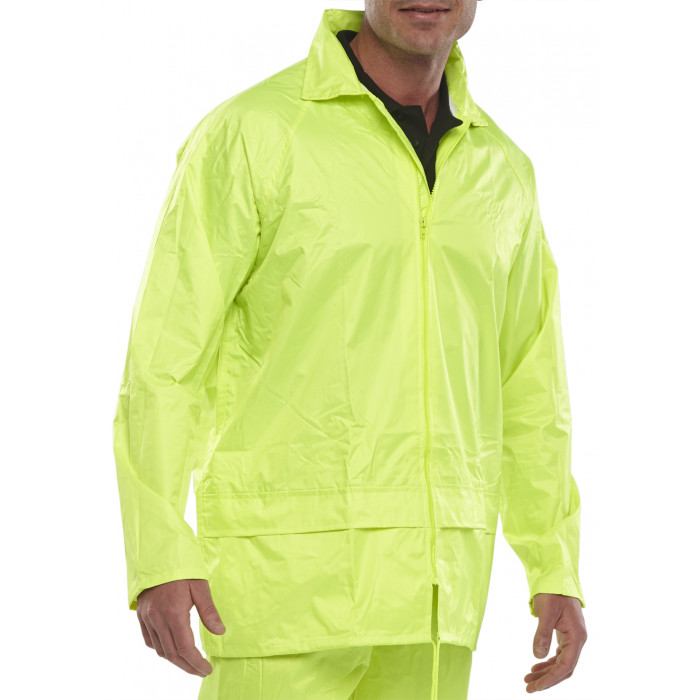 Heavy Duty Wet Suit  Jacket (Yellow)