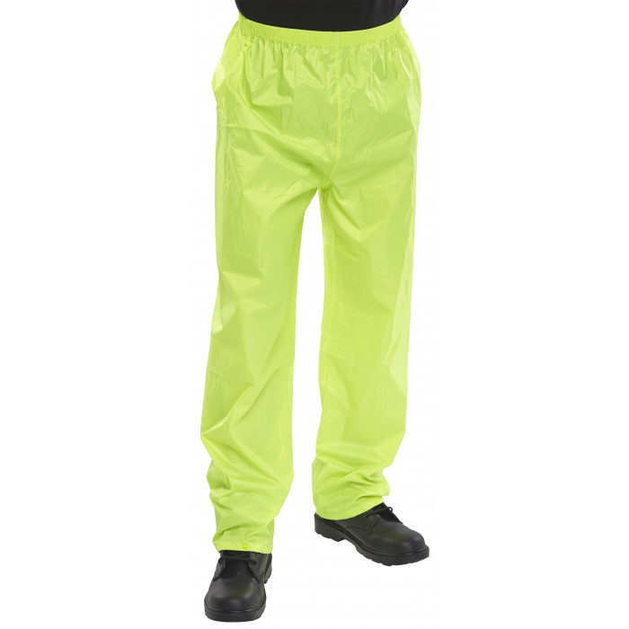 Heavy Duty Wet Suit Trousers (Yellow)