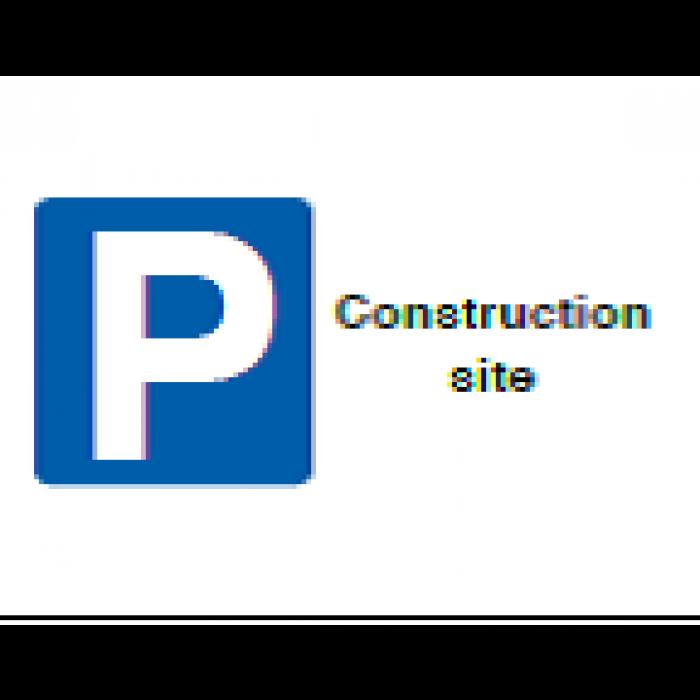 Construction Site Parking