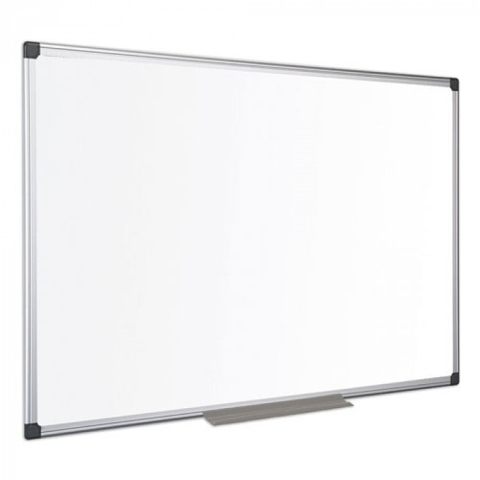 Aluminium Frame Drywipe White Board 1200x900mm