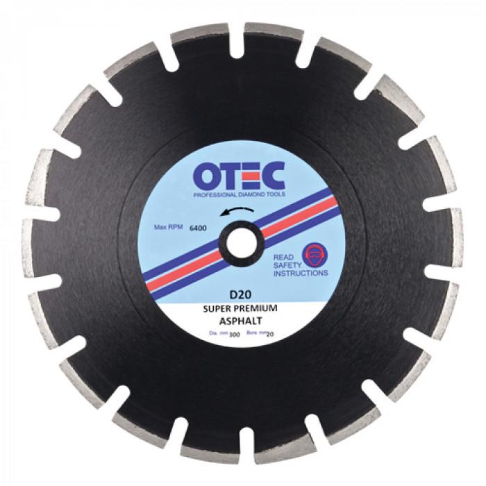 OTEC D20 Professional Asphalt Blade
