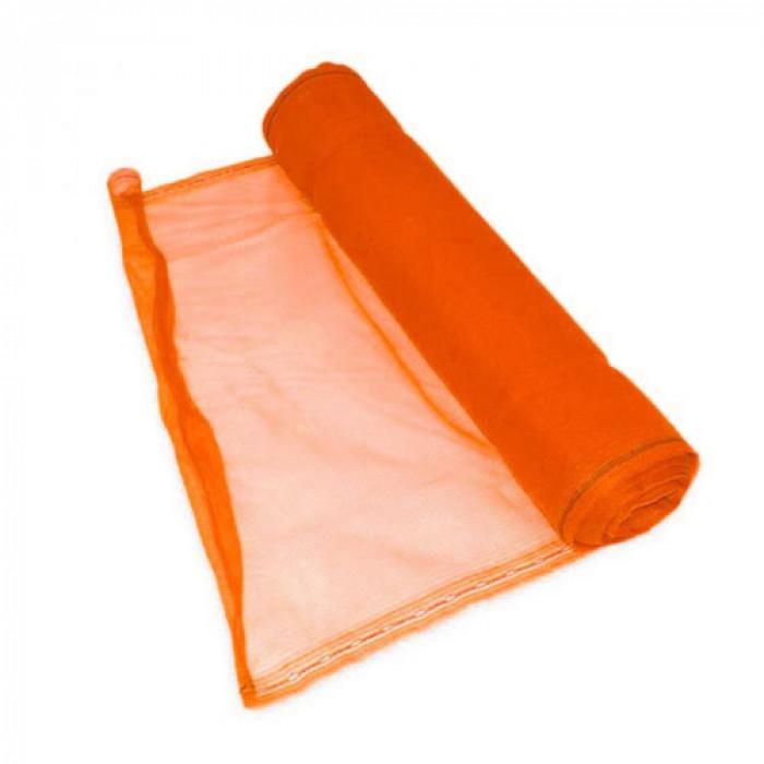 Orange Debris Netting