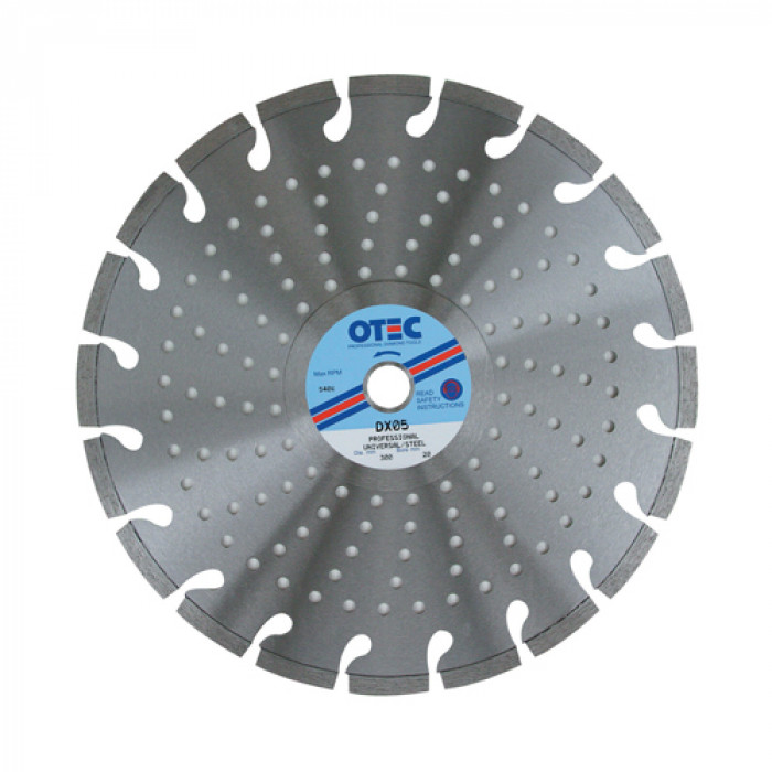 OTEC DX05 Professional Fast Cutting Concrete Blade