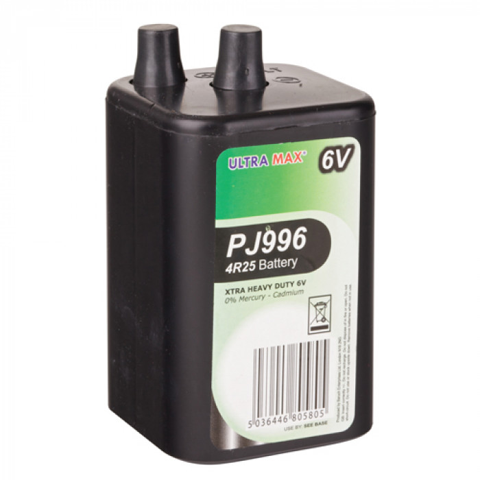 Road Lamp Battery - 6V