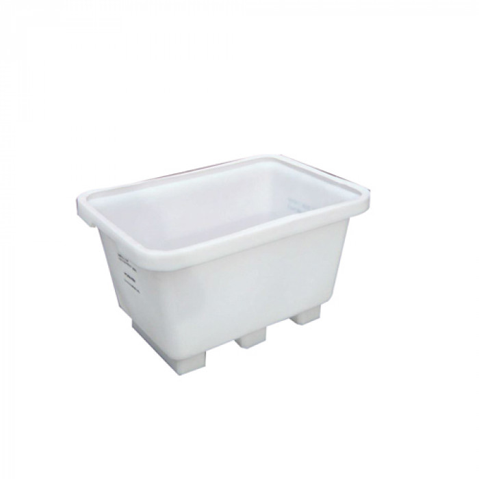 White Eco Mortar Tub