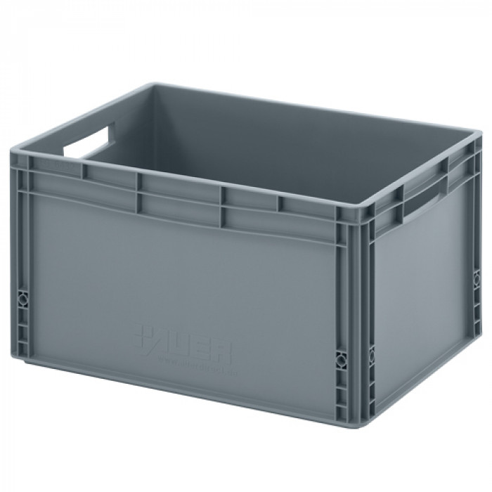 Auer Euro Container with Open Handles 60x40x32