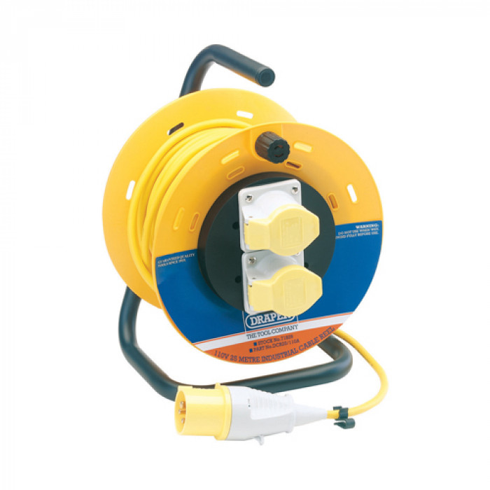 Cable Reel 110V - 25m