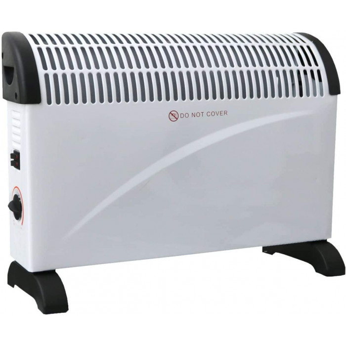 Convector Heater 240V - Thermostatic Controlled Convector Heater