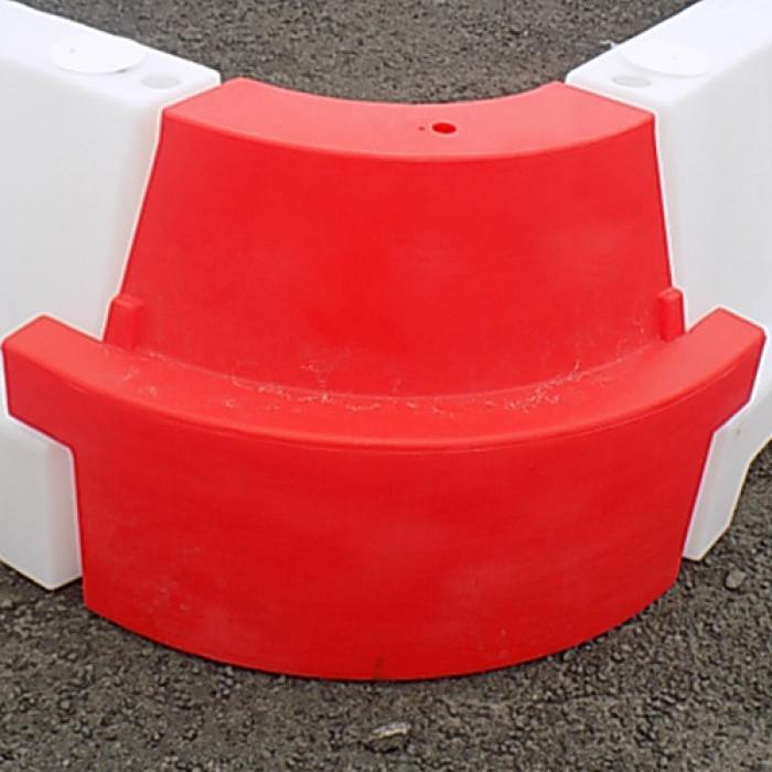 Evo Barrier System Corner