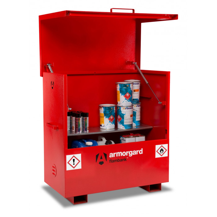 Flambank Fuel Site Chest FBC4