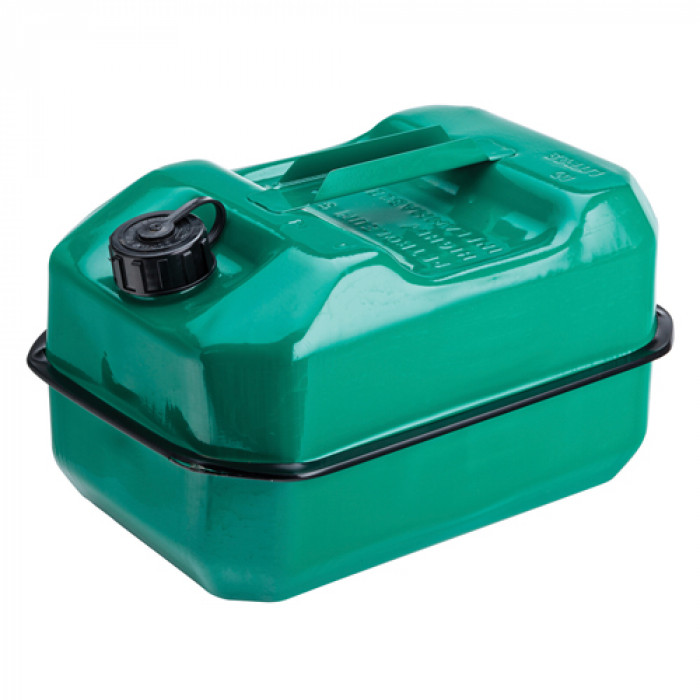 10 Litre Steel Petrol Can