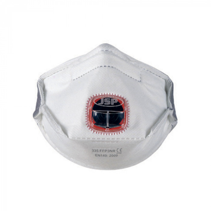 Typhoon Horizontal Fold Flat Mask FFP3
