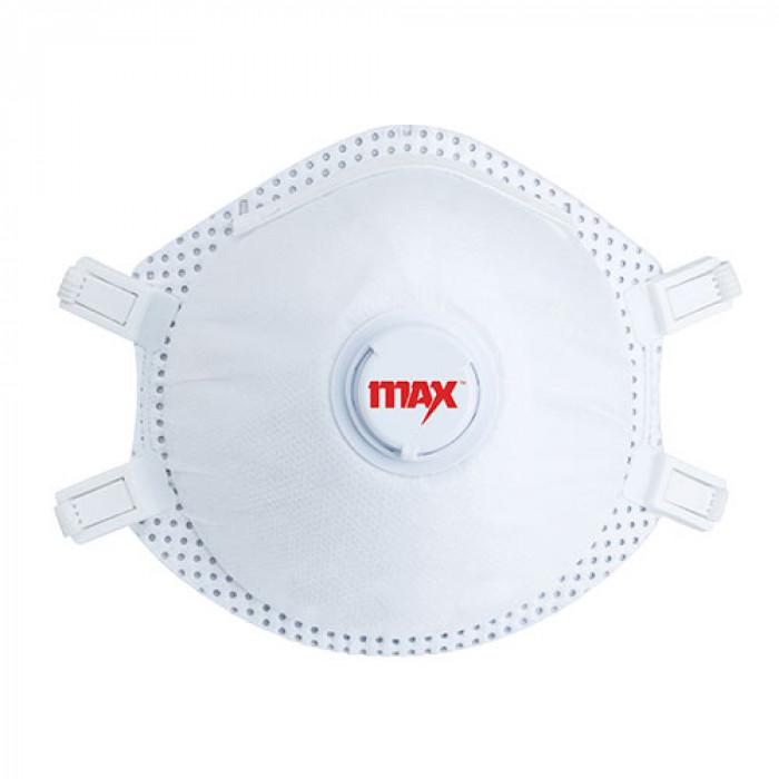 Disposable FFP3 Valved Moulded Face Mask
