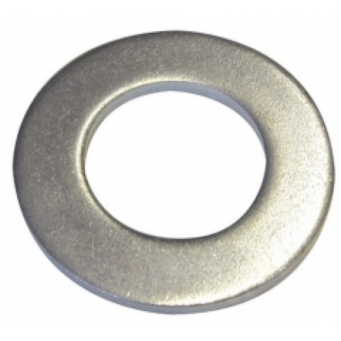 Steel Flat Washer Form A BZP
