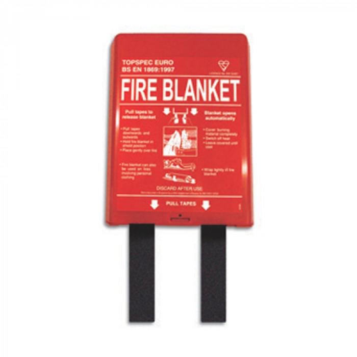 Fire Blanket - 4' x 4'