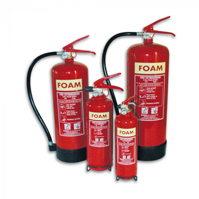 Foam Extinguisher - 6 Litre