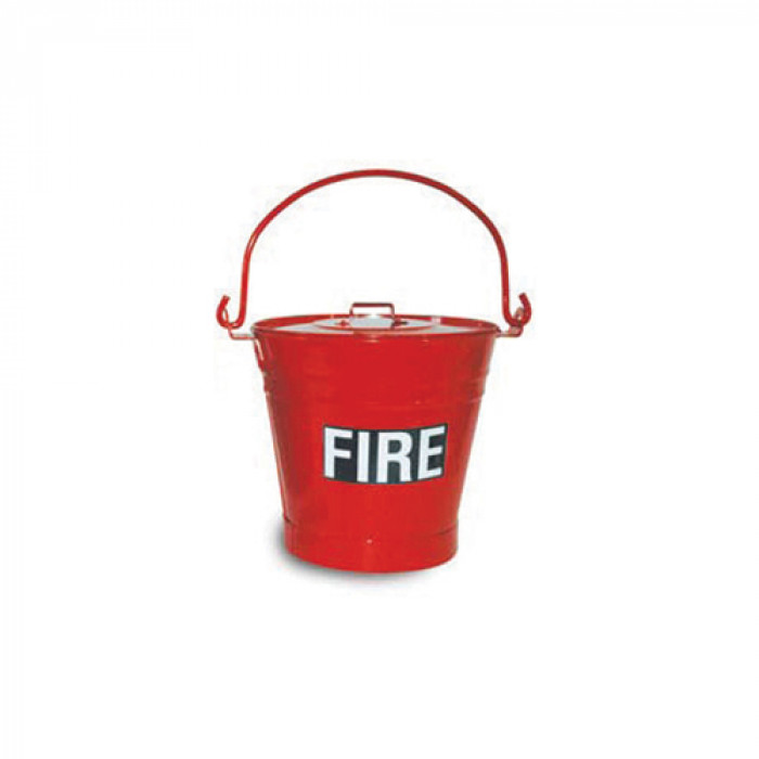 Steel Fire Bucket
