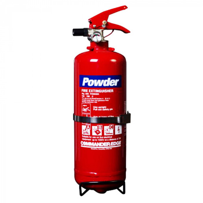 Powder Extinguisher - 2kg