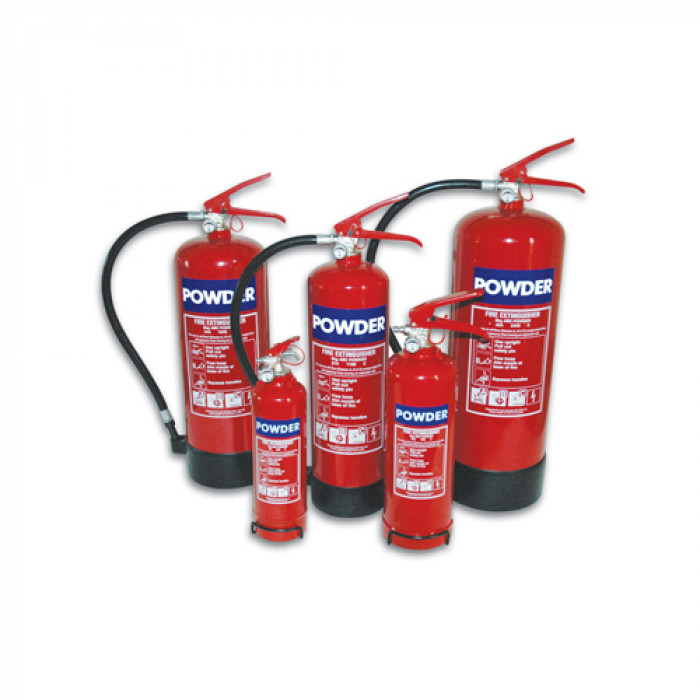 Powder Extinguisher - 6kg