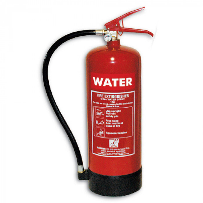 Water Extinguisher - 6 Litre