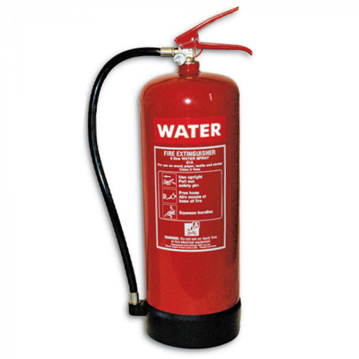 Water Extinguisher  - 9 Litre