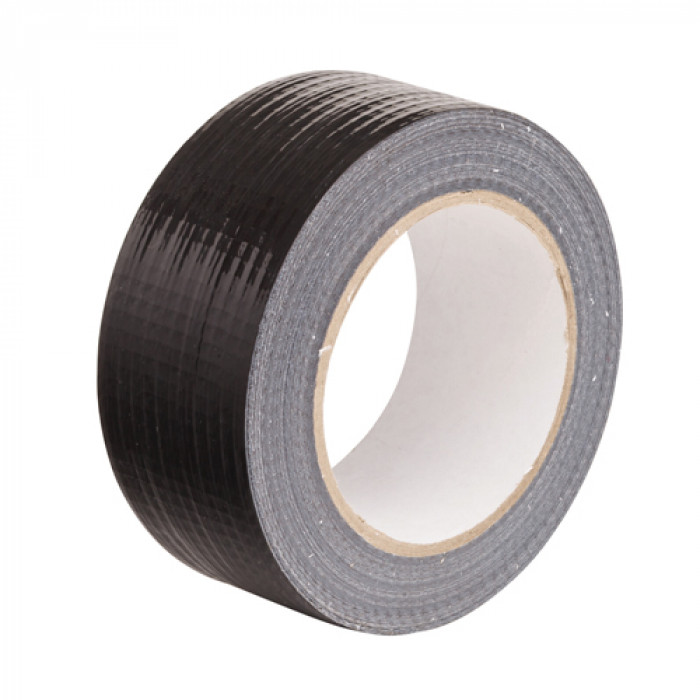 Black Heavy Duty Gaffa Duct Tape - 75 x 50 mm