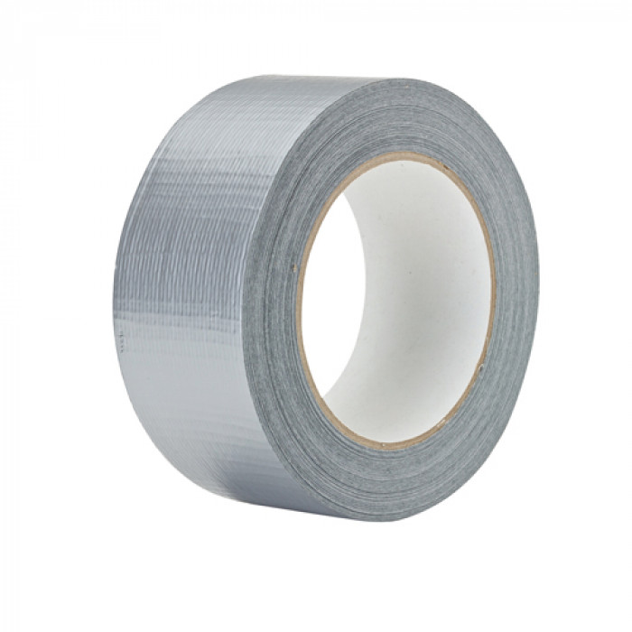 Silver Heavy Duty Gaffa Duct Tape - 50 x 50 mm